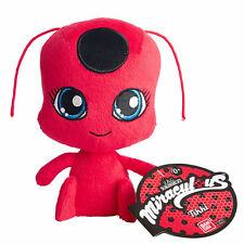 BANDAI-MIRACOLOSO Ladybug - 15cm Peluche Tikki