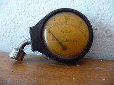 Ancien Vérificateur de pression FLUOR bakélitte  Pneu MICHELIN Collector