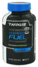 Twinlab Ripped Fuel Extended Release Detox Support Formula 120 Tablets