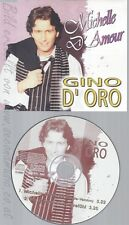 CD--GINO D'ORO -- - SINGLE -- MICHELLE D'AMOUR