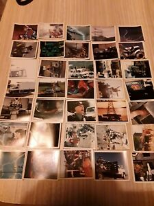35 job lot 35 vintage PANINI  SHORT CIRCUIT STICKERS all different