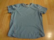 Women's Nike ACG XL(16/18) Shirt Workout Exercise Light Blue