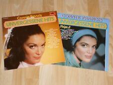 CONNIE FRANCIS - Unvergessene Hits  FOLGE 1 + 2  2x LP