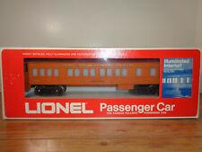 """LIONEL O GAUGE # 6-9501 MILWAUKEE ROAD """"ABERDEEN""""  PASSENGER CAR & BOX"""