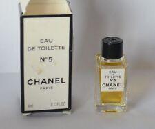 Miniatur Parfum  CHANEL Paris No № 5   ca. 4 ml EDT  OVP unbenutzt