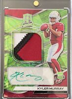 2020 Spectra Kyler Murray 3-color Patch Auto SP /50! Beautiful Card! Cardinals
