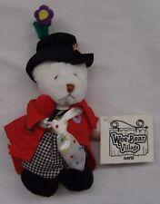 "Ganz Wee Bear Village Clown NWT Plush Stuffed Animal 7"""