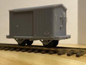 Hon3 D&RGW Billmeyer and Smalls Box Car 14' Microtrains 1015 Compatible