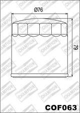 COF063 Filtro Olio CHAMPION BMWR850 R Boxer8501999