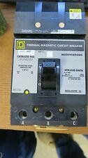 Square D Q232225H 3 Pole 225 Amp 240 Volt I Line Circuit Breaker New