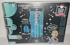 Monster High Lagoona Blue Dead Tired Doll and Hydration Bed Station Retired HTF