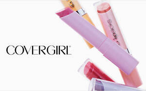 CoverGirl LIPSLICKS TINTED LIP BALM / GLOSS~NEW UNBOXED~DISCONTINUED~PICK SHADE!