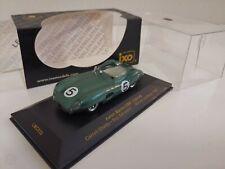 Ixo - Aston Martin DBR 1/300 N°5 Le Mans 1959 Shelby Salvadori (1/43)