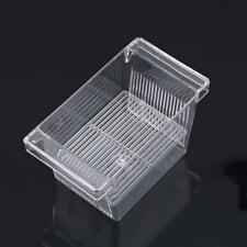 Floating Aquarium Fish Breeding Tank Breeder Box Fry Trap Hatchery Healthy YS