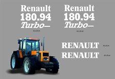 Kit Stickers pour tracteur Renault 180.94