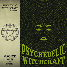 Psychedelic Witchcraft - Magick Rites and Spells CD Soulseller Record New Sealed