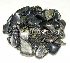 10 x Lemurian Jade Tumblestone 14mm-16mm A Grade Crystal Gemstone Wholesale Bulk