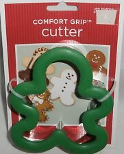 Christmas Comfort Grip Cookie Cutter  GINGERBREAD MAN