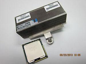 HP 594883-001 BL460C G7 Xeon X5660 6 Core 2.8Ghz 12MB Processor Kit w/Heatsink