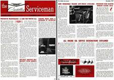 Cadillac 1959 - the Cadillac Serviceman Vol. XXXIII - No. 11 November 1959