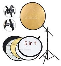 Photography Studio Light Reflector, Disc holder, Stand