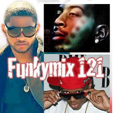 Funkymix 121 Double Vinyl DJ Remix T-Pain Soulja Boy ++
