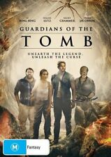 GUARDIANS OF THE TOMB DVD, NEW & SEALED, 2018 RELEASE, REGION 4, FREE POST