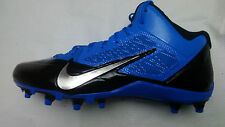 Nike Alpha Pro Td Mid Football Cleats Style 579636-004 Size 11.5