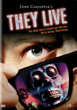 They Live (DVD,1988)