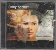DEEP FOREST - music detected CD