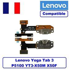 Lenovo yoga tab 3 YT3-X50F P5100 Nappe câble connecteur port charge usb - NEUF
