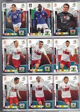 PAWEL BROZEK POLAND PANINI ADRENALYN XL FOOTBALL UEFA EURO 2012 NO#