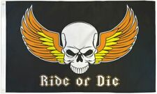 """New listing """"Ride Or Die"""" 3x5 ft flag polyester"""