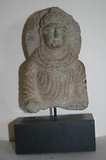 ANCIENT INDO GREEK BUDDHIST  BUDDHA  BUST 200/400 AD