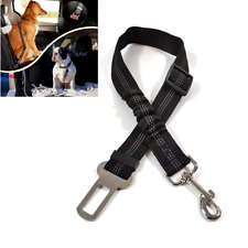 Car Pet Safety Seat Belt Leash Dog Cat Seat Belt Adjustable Travel Accessories (Fits: Seat)