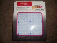 Playtex baby diaper genie expressions blue new