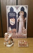 Harmony Kingdom Pax Et Bonum Box Figurine With Preaching To The Birds Pin