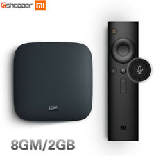 Original Xiaomi MI TV BOX 3S Android 6 Smart Set-top 4K Quad Core HDR WIFI 2/8G