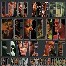 Lou Reed - Berlin: Live At St. Anns Warehouse [CD]