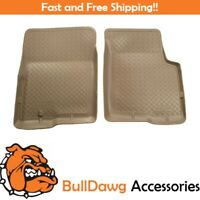 Husky Liners 33003 - Classic Style Series - Front Row Floor Liners - Tan