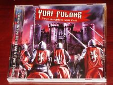 Yuri fulone votre royaume Will Fall CD 2017 Stormspell RECORDS USA ssr-dl-215