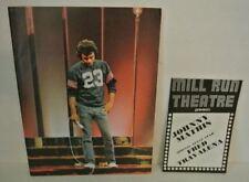 Vintage 1970s JOHNNY MATHIS Show Concert Tour Program Souvenir Books + 45 RECORD