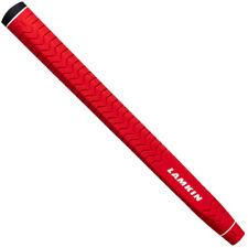 Lamkin Deep Etched Red Paddle Putter Grip - Master Distributor!