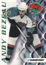 1999-00 Detroit Vipers #1 Andy Bezeau