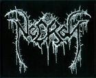 NECROS Logo patch Necroblood Ritualization Malekhamoves Apocalypse Command Purge