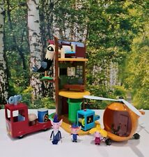 Ben and Holly Little Kingdom Elf Tree Adventure playset with figures