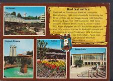 Germany Postcard - Views of Bad Salzuflen, North Rhine-Westphalia RR2392
