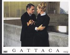 Uma Thurman Ethan Hawke in Gattaca 1997 original movie photo 19801