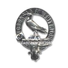 Art Pewter MacDonnell (of Glengarry) Clan Crest Cufflinks CCL-C52 Scottish