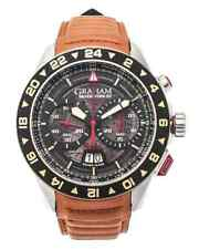 Graham Silverstone Rs Gmt Fly-back Automatic Men's Watch  2STDC.B08A